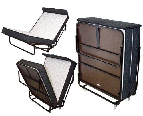 Folding Bed 36×79″ Box Spring Mattress Edward (original) Review
